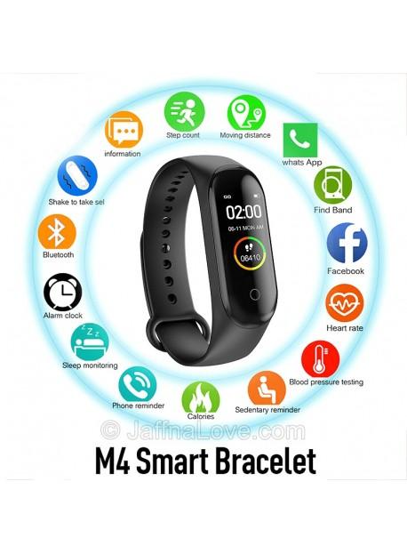 M4 Smart Band Watch