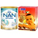 Baby Milk Powder & Food